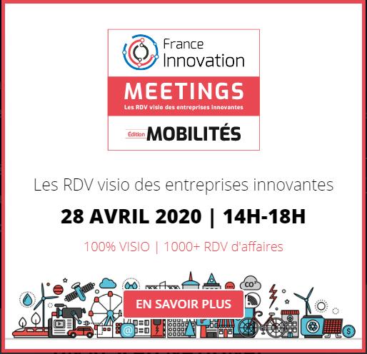 France Innovation popup